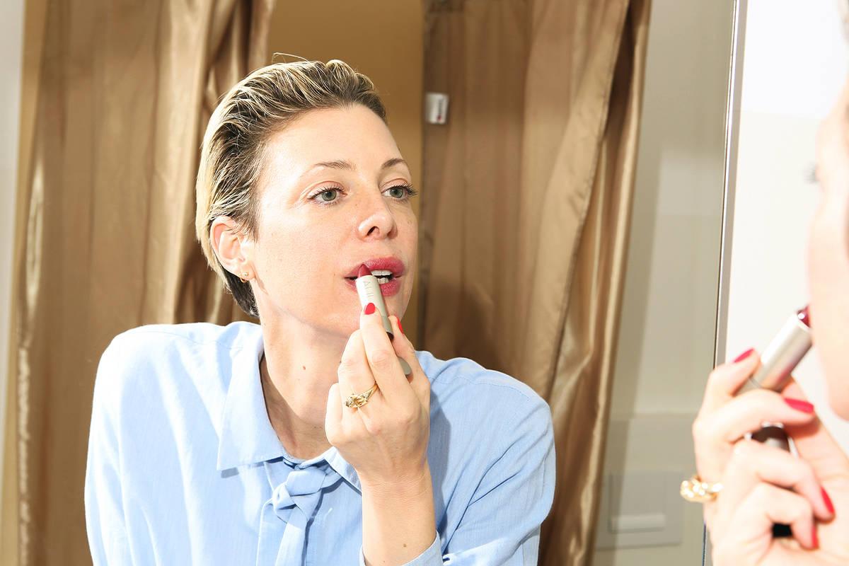 Rahel Morgen ILIA Beauty Arabian Knights Tinted Lip Conditioner