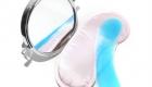 Powder Paper Augenringe entfernen Schlafmaske Sleeping Mask