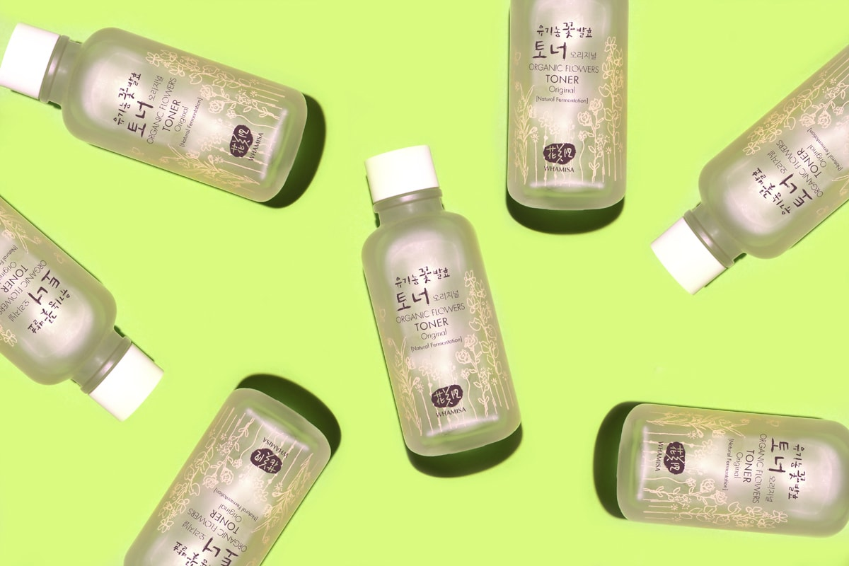 7 Skin Method with the Whamisa Toner Rich