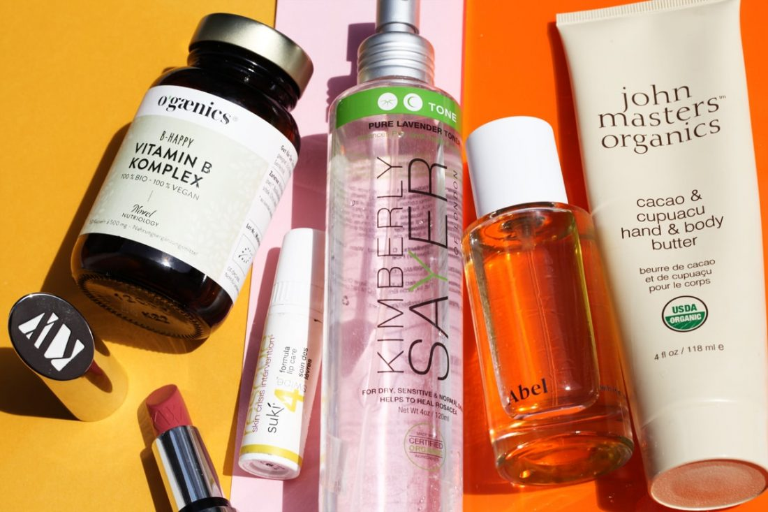 Office Beauty Favorites Kjaer Weis Affection Kimberly Sayer Lavender Toner and more