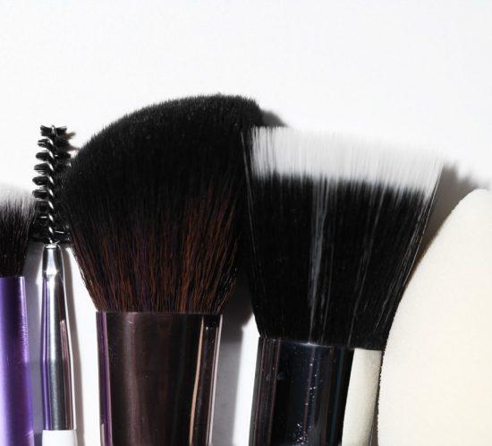 makeup brush basics and tools you need