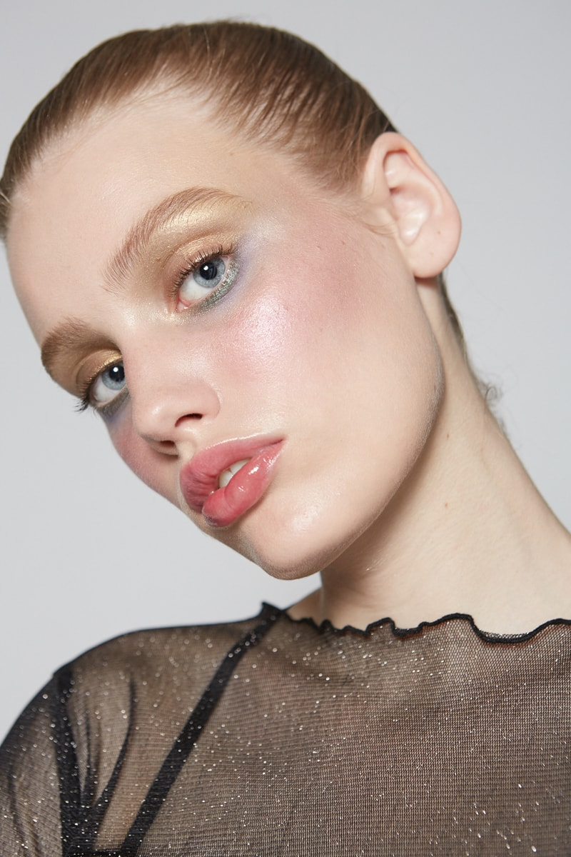 Frida Jensen by Melanie Christou for Powder Paper