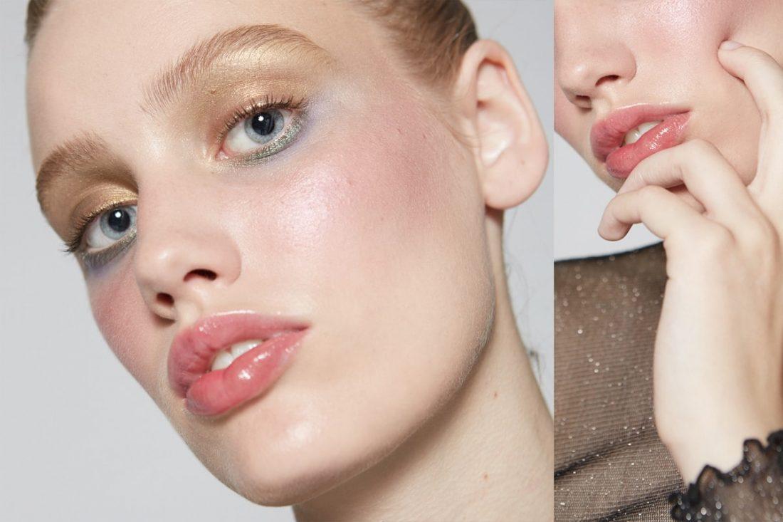 Organic Makeup Artist Melanie Christou using HIRO Cosmetics Eye Shadows