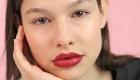 Ilia Beauty Satin Cream Lip Crayon 99 Red Balloons