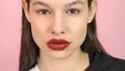 Ilia Beauty Satin Cream Lip Crayon Transmission